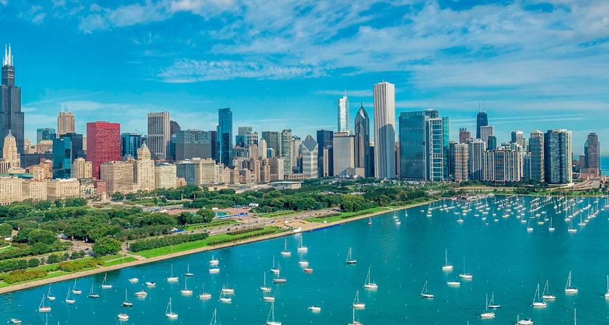 تحصیل در شیکاگو