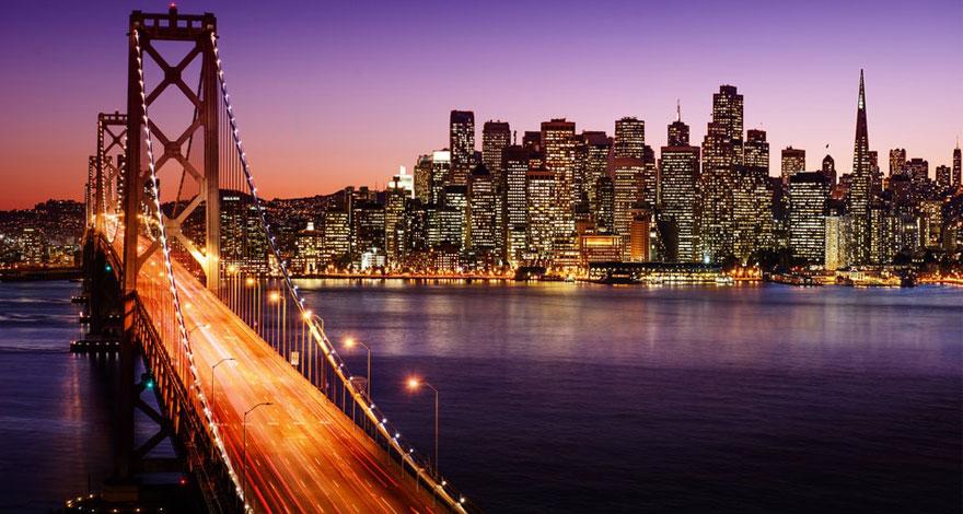 تحصیل در سانفرانسیسکو