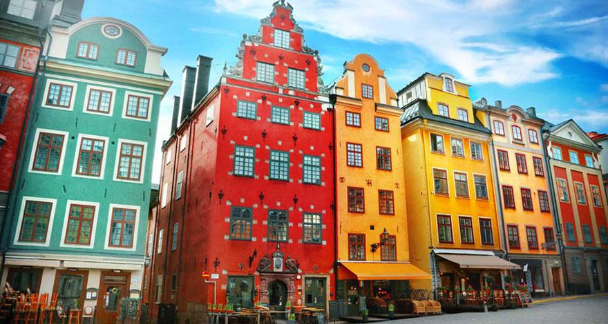 تحصیل در استکهلم