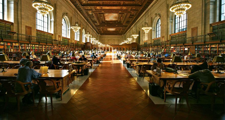 تحصیل در نیویورک
