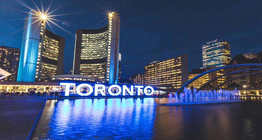 تحصیل در تورنتو