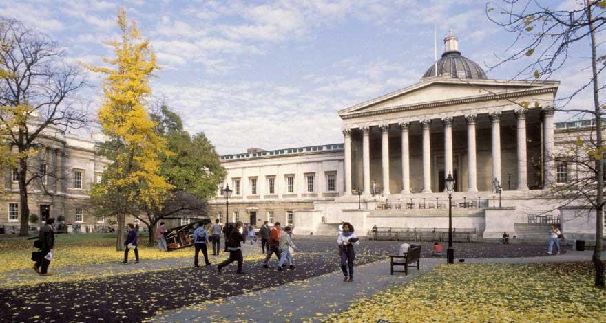 تحصیل در کالج دانشگاهی لندن