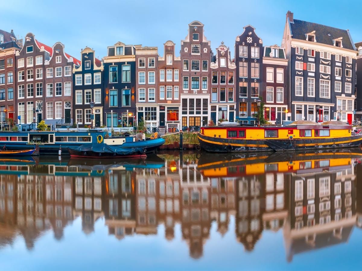 تحصیل در دانشگاههای هلند