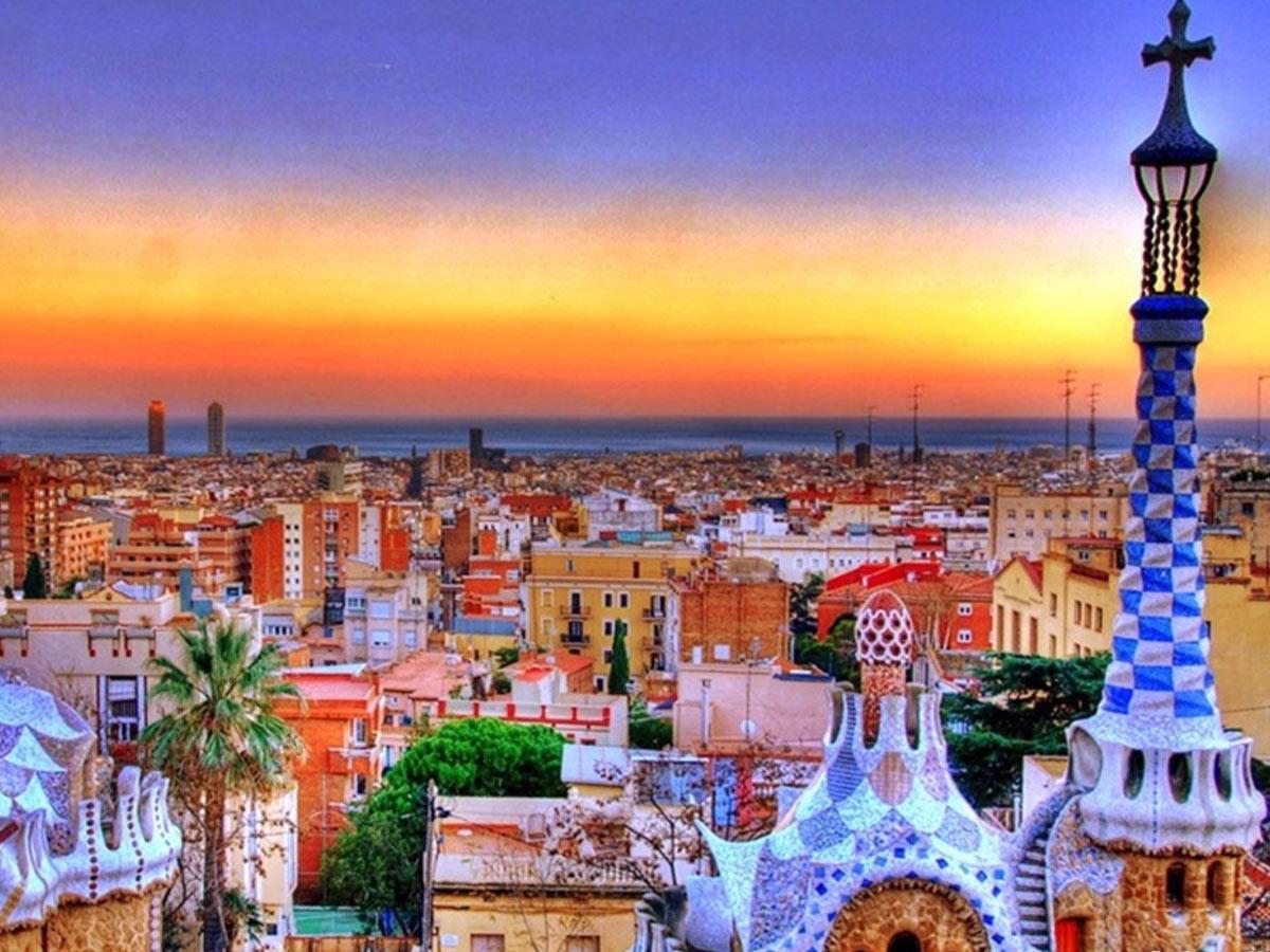 تحصیل در بارسلونا