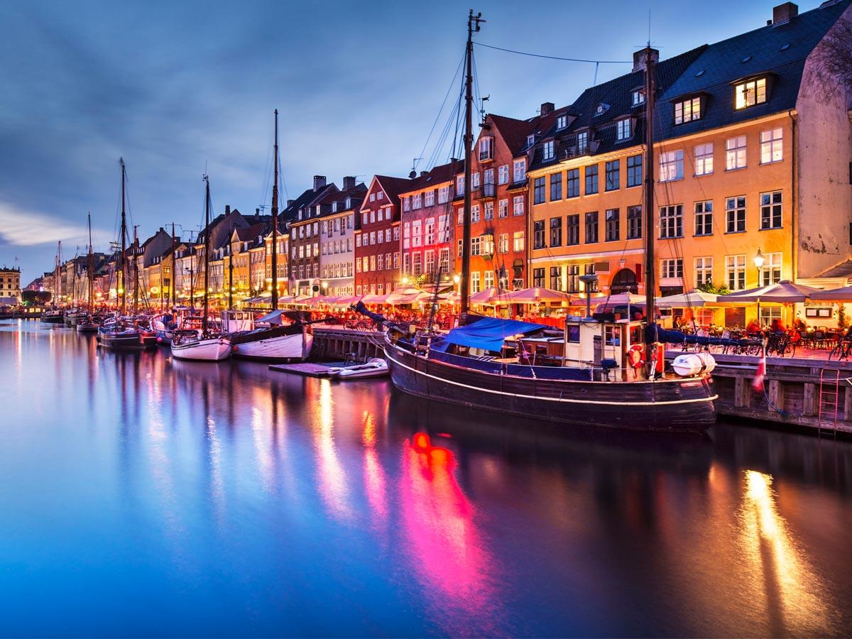 تحصیل در کپنهاگ
