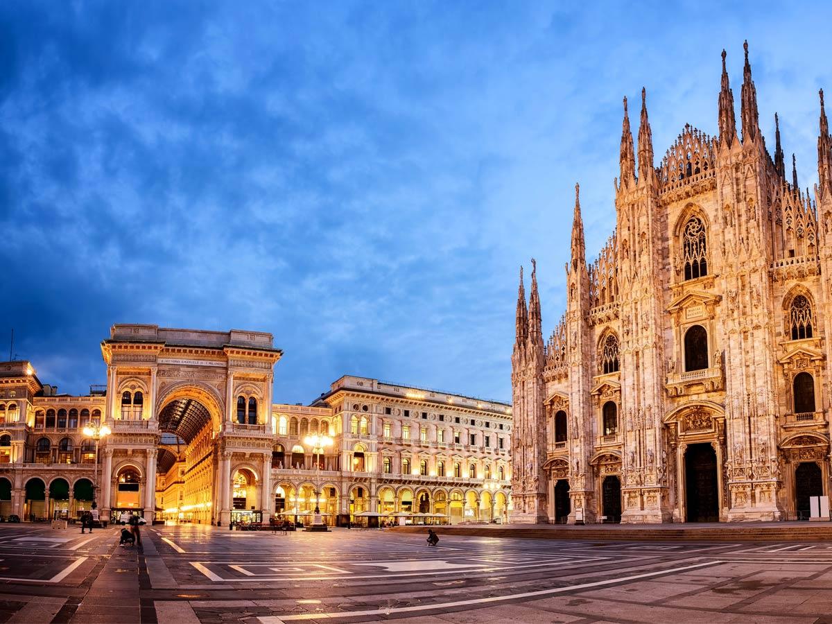تحصیل در میلان