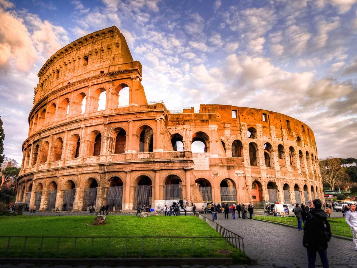 تحصیل در روم