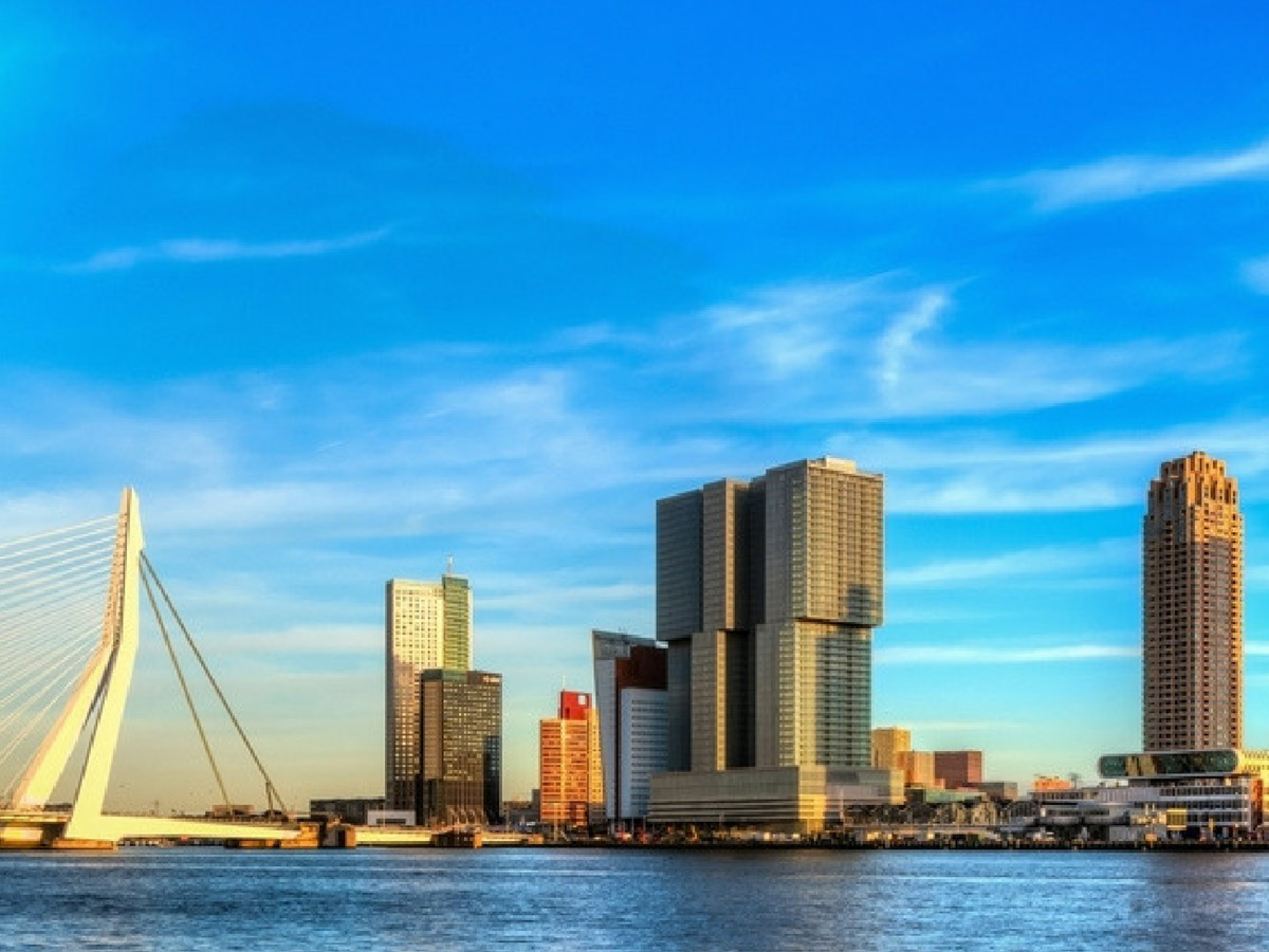 تحصیل در روتردام