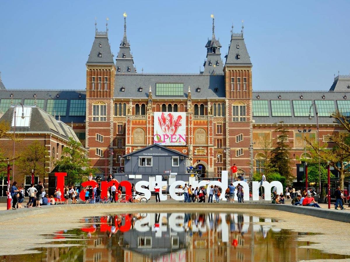 تحصیل در دانشگاه آمستردام