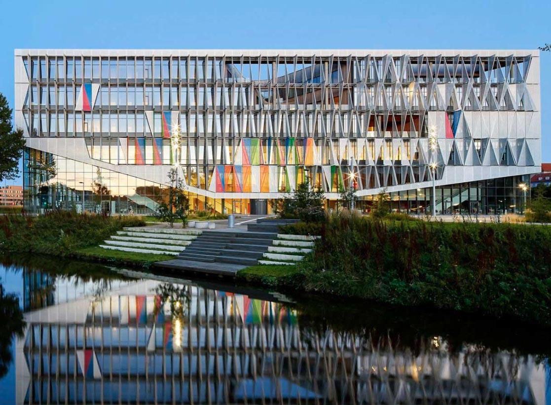 تحصیل در دانشگاه جنوبی دانمارک