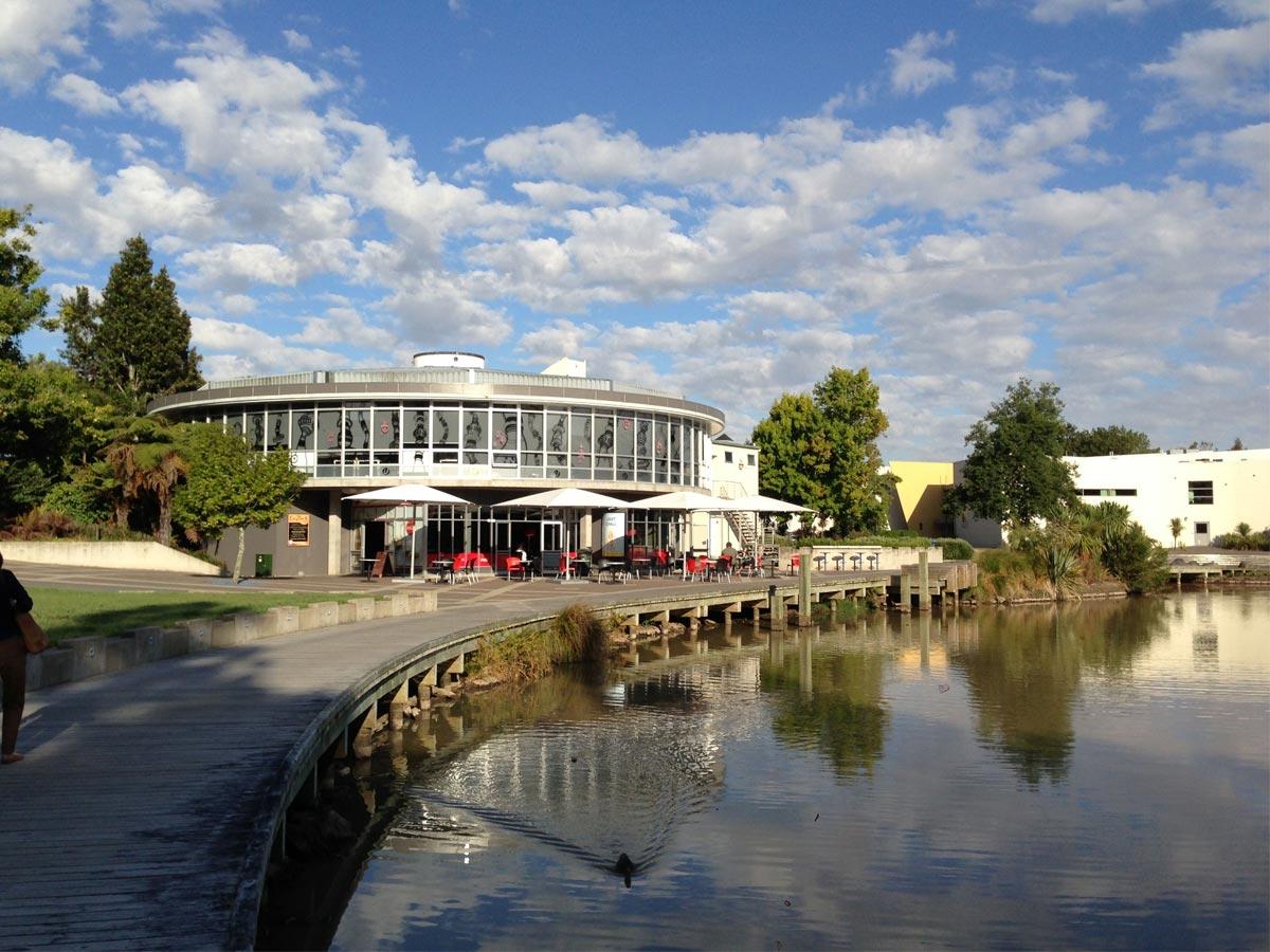 تحصیل در دانشگاه وایکاتو