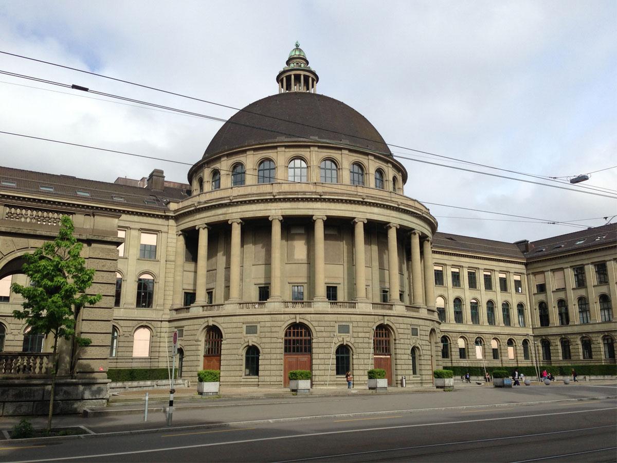 موسسه تکنولوژی فدرال سوئیس، ETH Zurich