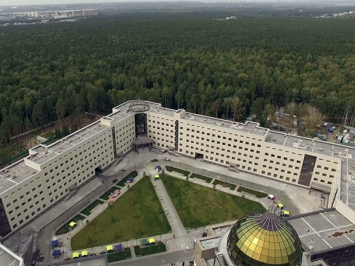دانشگاه پزشکی نووسیبیرسک روسیهNovosibirsk State University