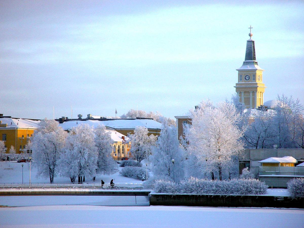 تحصیل در اولو (Oulu)