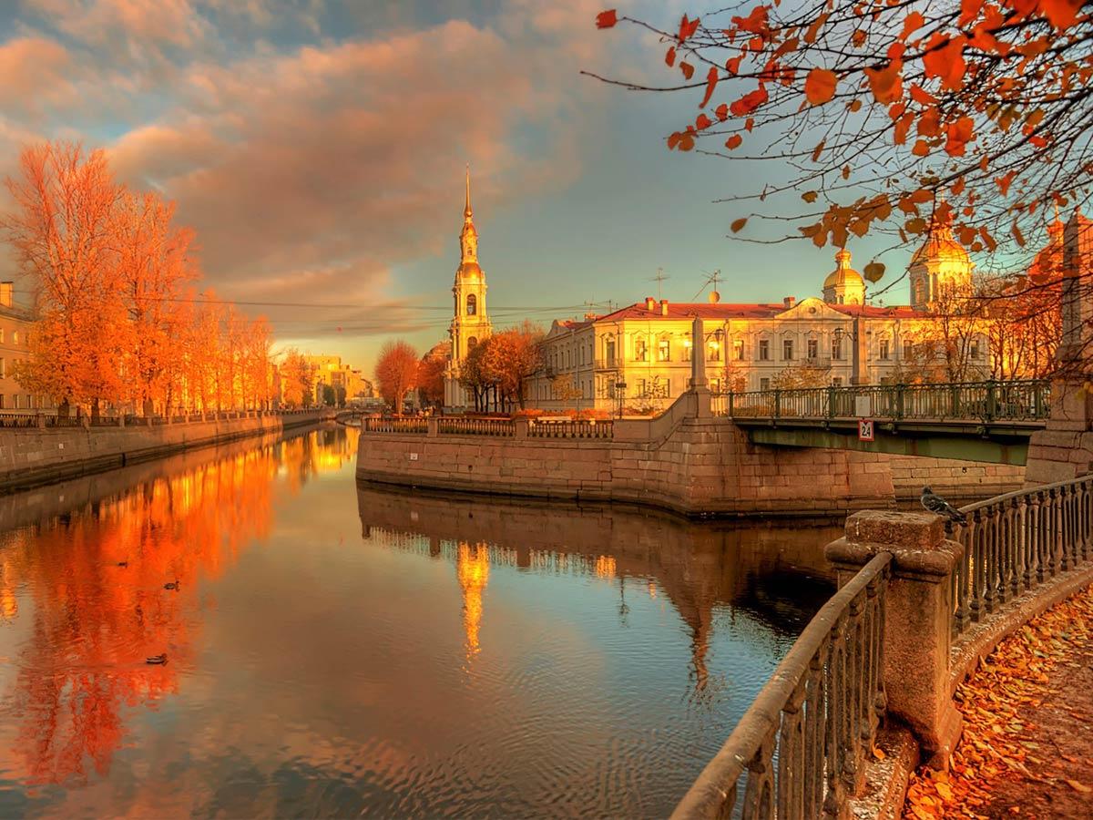 زندگی دانشجویی در سنت پترزبورگ