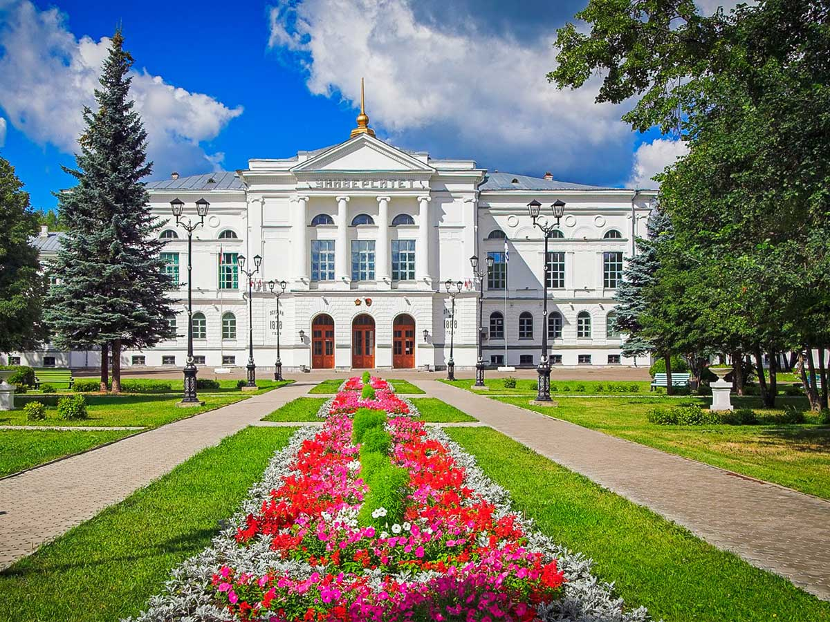 دانشگاه دولتی تومسکTomsk State University