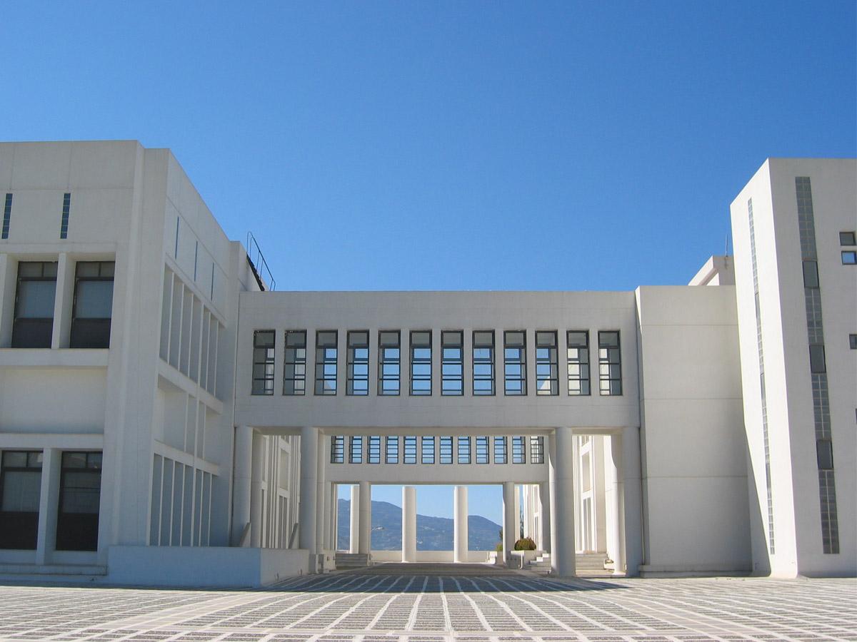 دانشگاه کرت یا University of Crete
