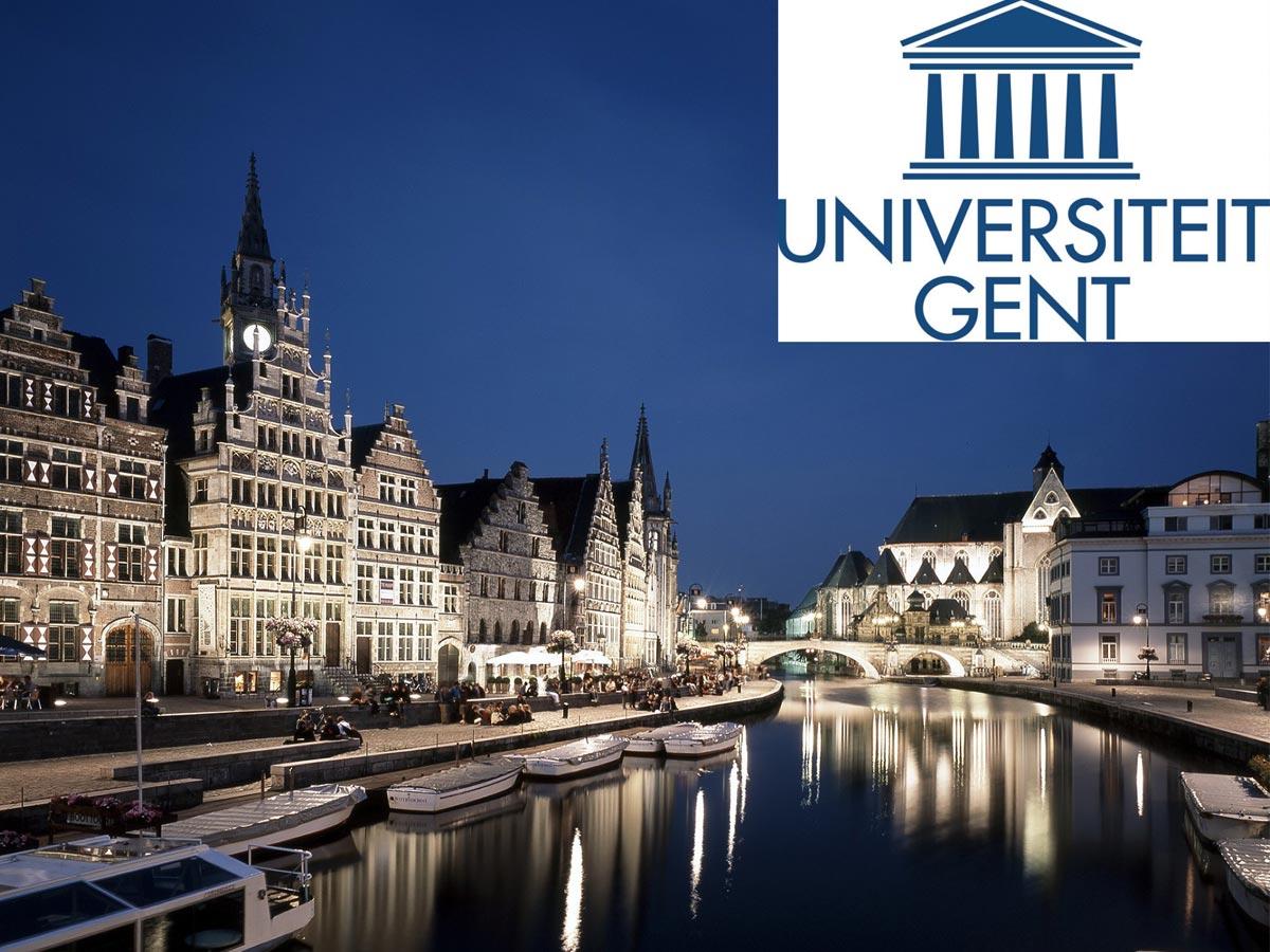 تحصیل در دانشگاه گنت، University of Ghent