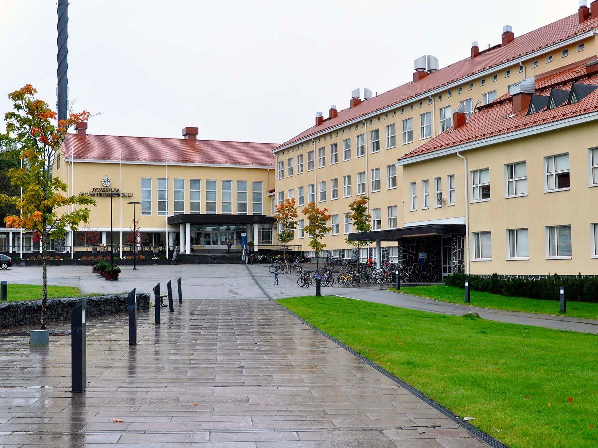 دانشگاه ییواسکیلا(Jyväskylä)