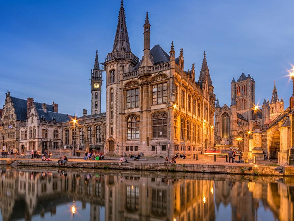 بهترین دانشگاههای بلژیک