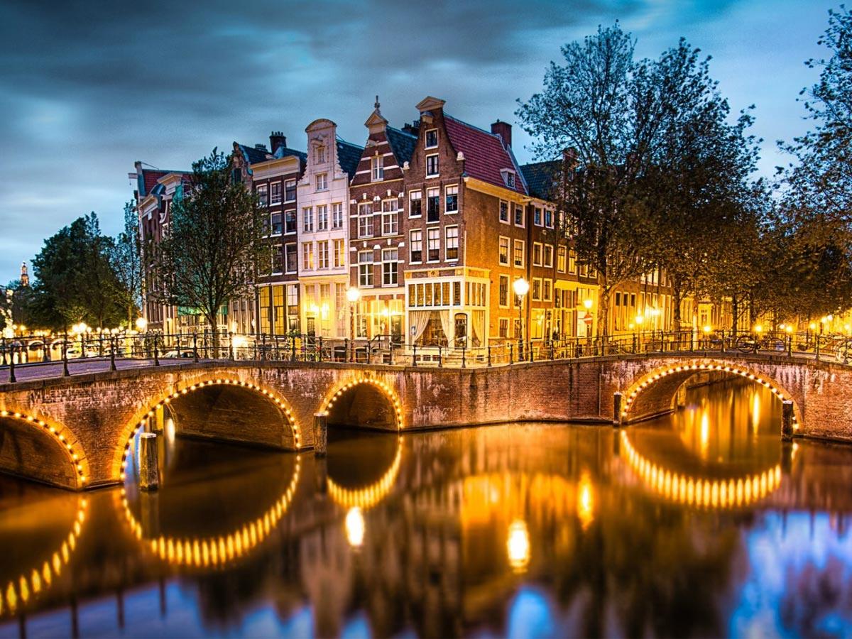 تحصیل در آمستردام