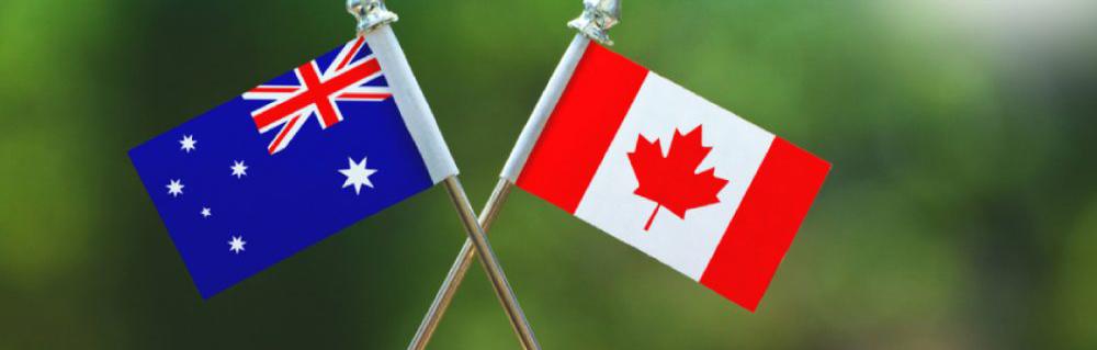 تحصیل در کانادا یا استرالیا