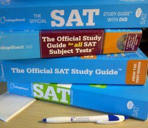 آمادگی برای آزمون SAT