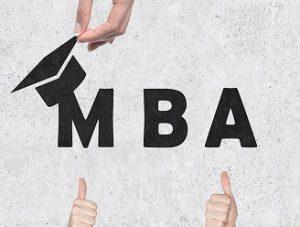 اخذ پذیرش رشتهی MBA