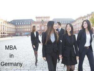تحصیل MBA در آلمان