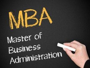 رشتهی MBA