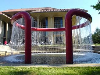 فوارههای دانشگاه استنفورد