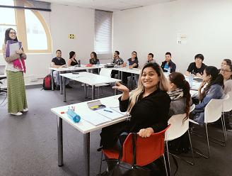 ثبت نام در ویزای دوره زبان استرالیا