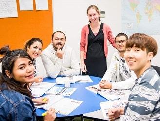 دوره زبان انگلیسی دانش آموزان خارجی در استرالیا